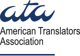 Logo ATA - American Translators Association